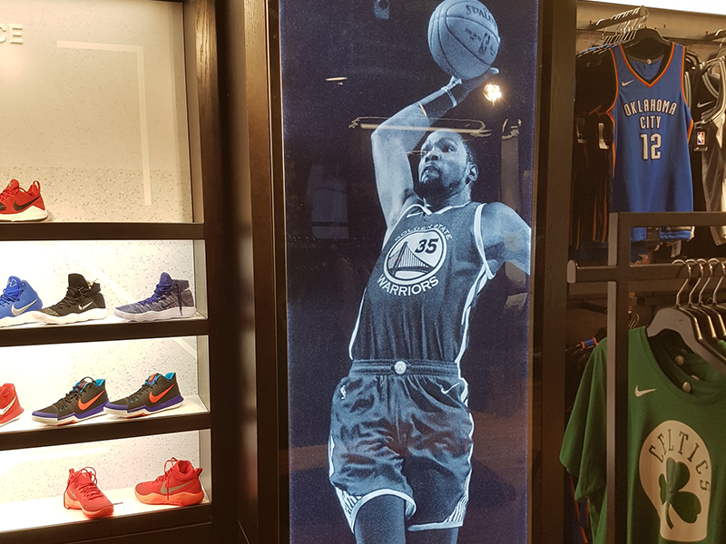 graphic lightbox NBA